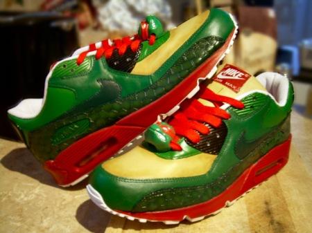 custom-air-max-90-raphael-ninja-turtle-shoes-3