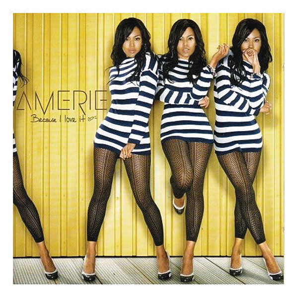 Amerie Released an Album « The