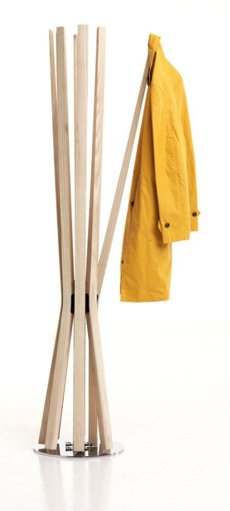 coat racks coat tree bloom cerruti baleri
