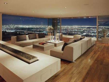 night-time-view-from-hollywood-hills-living-room